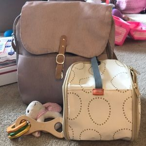 PacaPod Bags - Pacapod Diaper Bag/Backpack